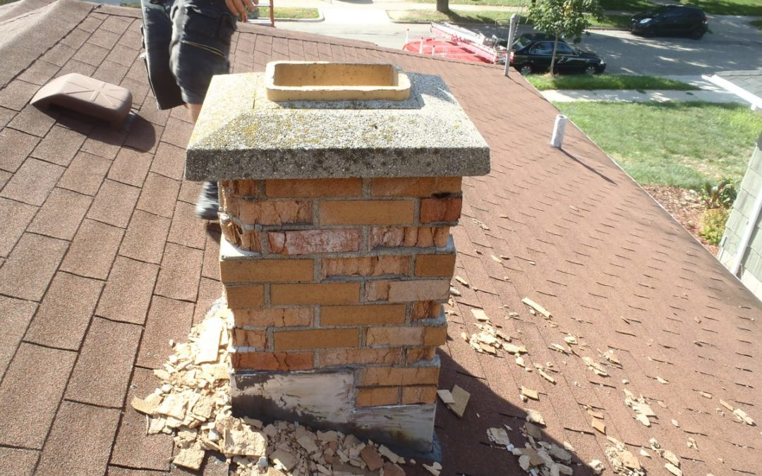 Why Is My Chimney Leaking?